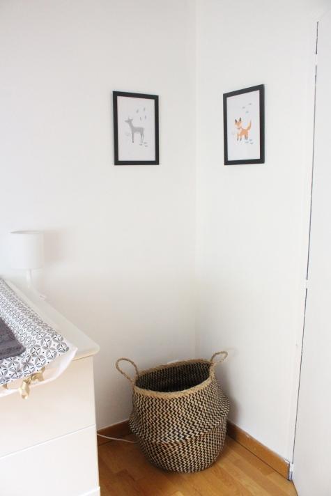 Pr parer l arriv e de b b 2 la toilette les repas et la chambre addictiph 39 for Quand preparer la chambre de bebe